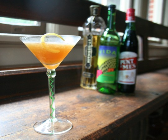 Maximilian Affair Cocktail