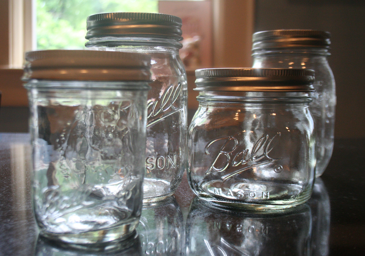 BallJars Low Sugar Blackberry Jam