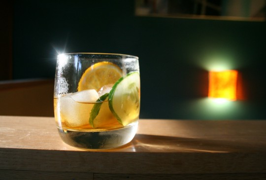 A Pimm's Cup
