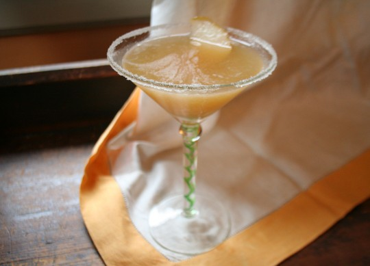 Autumn Pear Sidecar