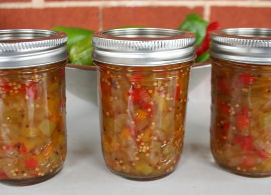 Canned PiccalilliRelish