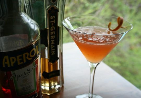 Mr. 404 Cocktail
