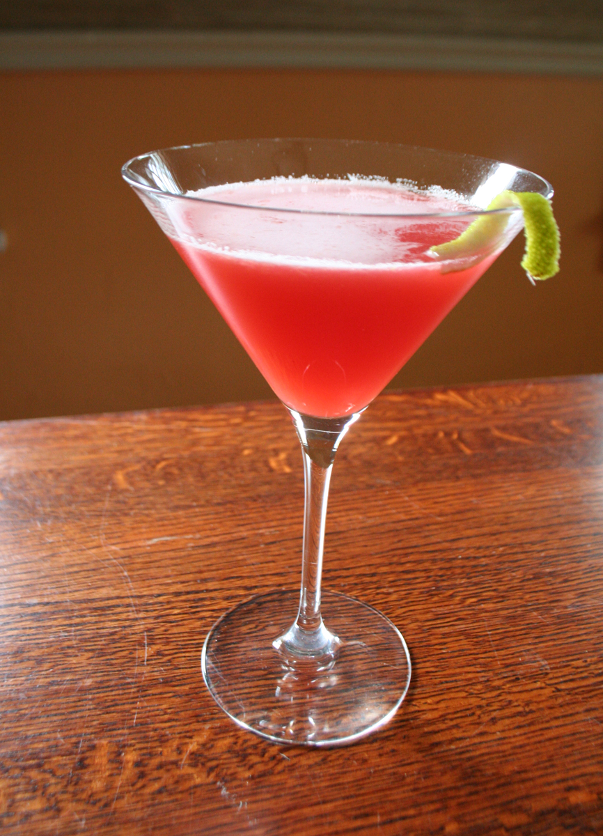RubyRedMartini Ruby Red Martini